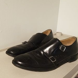 Cole Haan Monk Strap Grand OS